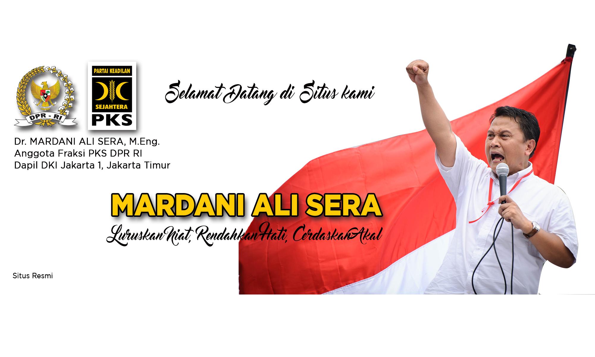 Mardani Ali Sera